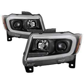 Light Bar Projector Headlights